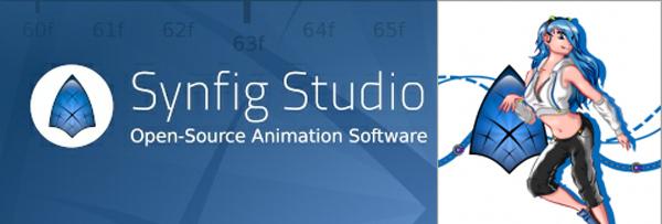 Synfig Studio 1.0: logiciel libre et open-source d'animation vectorielle