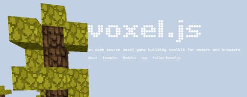 S'initier aux voxels en webGL avec voxel.js