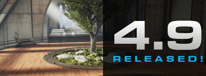 Unreal Engine 4.9: toutes les nouveautés