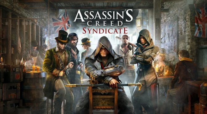 Assassin's Creed Syndicate: Making of… ou presque