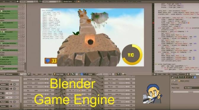 10 jeux réalisés avec Blender Game Engine (Top 2016)