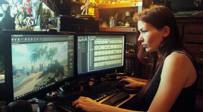 Educational Dev Grants: 8000$ pour mon travail sur Unreal Engine