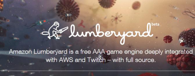 Lumberyard: le nouveau moteur de jeu d'Amazon