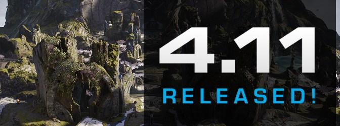Unreal Engine 4.11 les nouveautés
