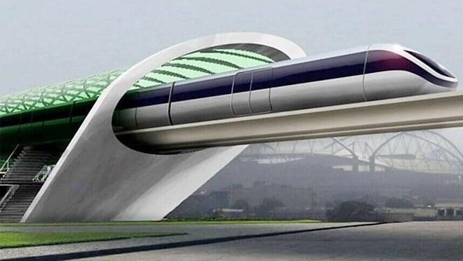 Hyperloop: Point sur les projets en cours et la technologie