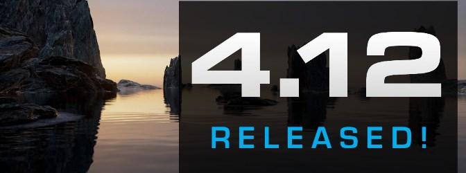Mise à jour Unreal Engine 4.12, quoi de neuf?
