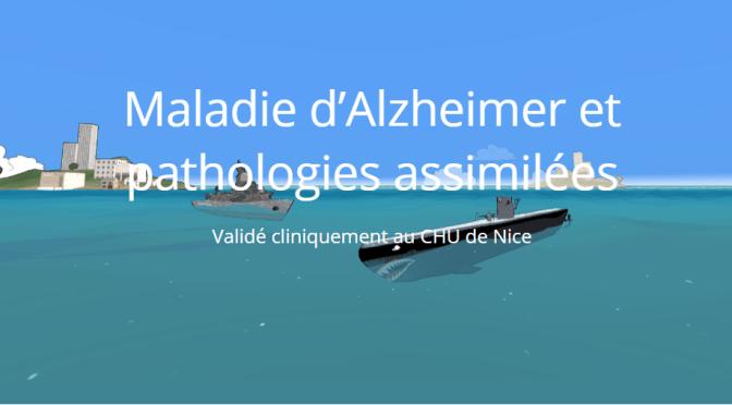 Alzheimer: diagnostic et traitement par des jeux vidéo?