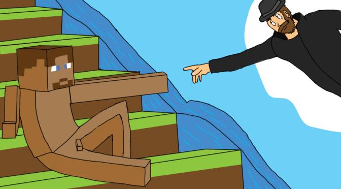 L'histoire de Notch, le créateur de Minecraft
