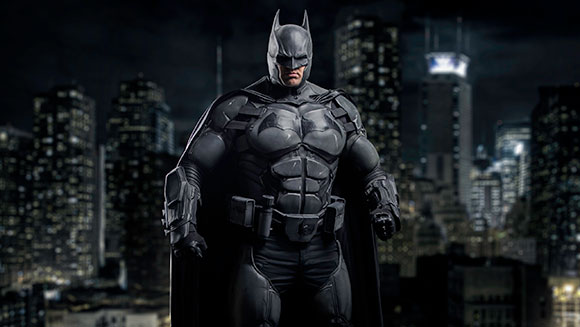 Meilleur cosplay du monde: Batman avec 23 gadgets au Guiness World Records Gamers