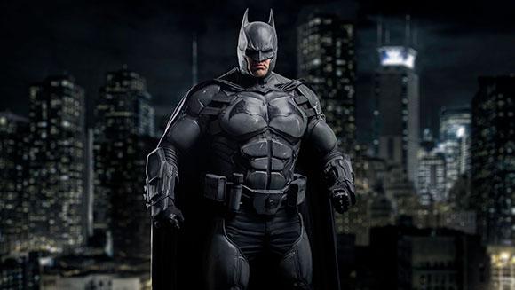 Meilleur cosplay du monde: Batman avec 23 gadgets au Guiness World Records Gamers