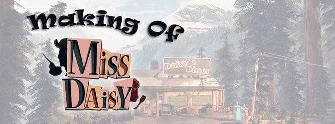 """Making of du Film """"Miss Daisy"""" rendu en temps-réel sous <span class=""""caps"""">UE4</span>"""