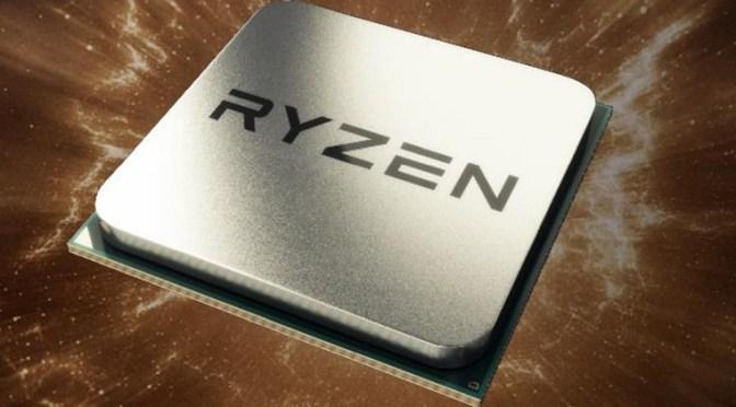 Architecture Ryzen d'AMD vsIntel