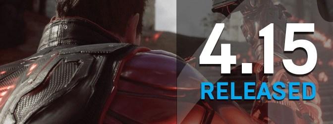 Les nouveautés d'Unreal Engine 4.15