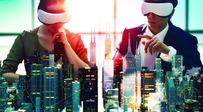 La réalité virtuelle et la réalité économique sont elles d'accord?
