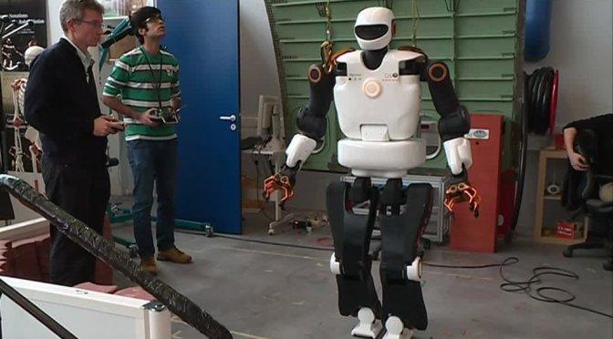 """Actu Robotique: Sweep, Photogrammétrie vs Scan <span class=""""caps"""">3D</span>, un Robot pour remplacer les Chirurgiens et Pyrène le robot humanoïde"""