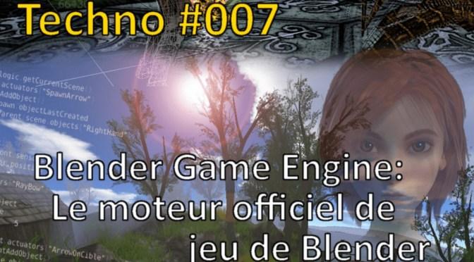 Point Techno: Petite présentation en vidéo du Blender Game Engine