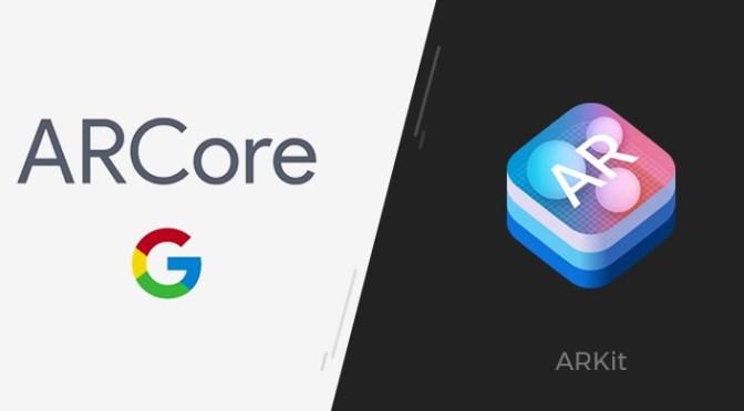 Unreal Engine 4.18: Réalité Augmentée avec ARCore (Android) et ARKit (iOS)