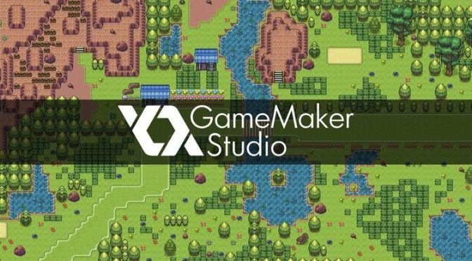 Envie de créer votre jeu avec Game Maker Studio ?