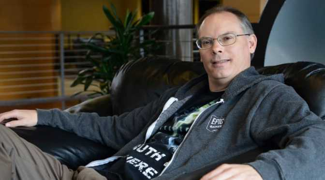 Tim Sweeney: du démontage de tondeuses à la création d'Unreal Engine