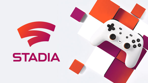 "Stadia : Le cloud gaming par Google — <span class=""caps"">GDC</span> 2019"