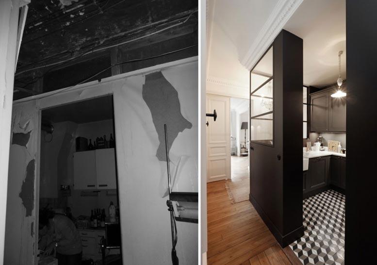 Rnovation Dun Appartement 4 Pices 90m2 De Style