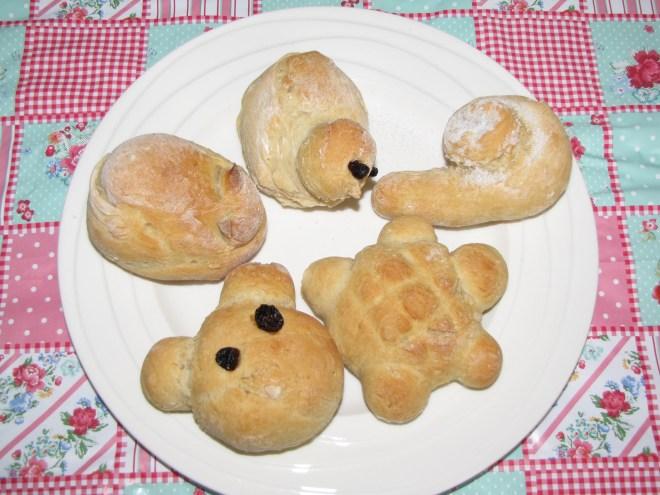 Broodjes bakken - Creatief en Simpel - Download de gratis werkbeschrijving op onze site