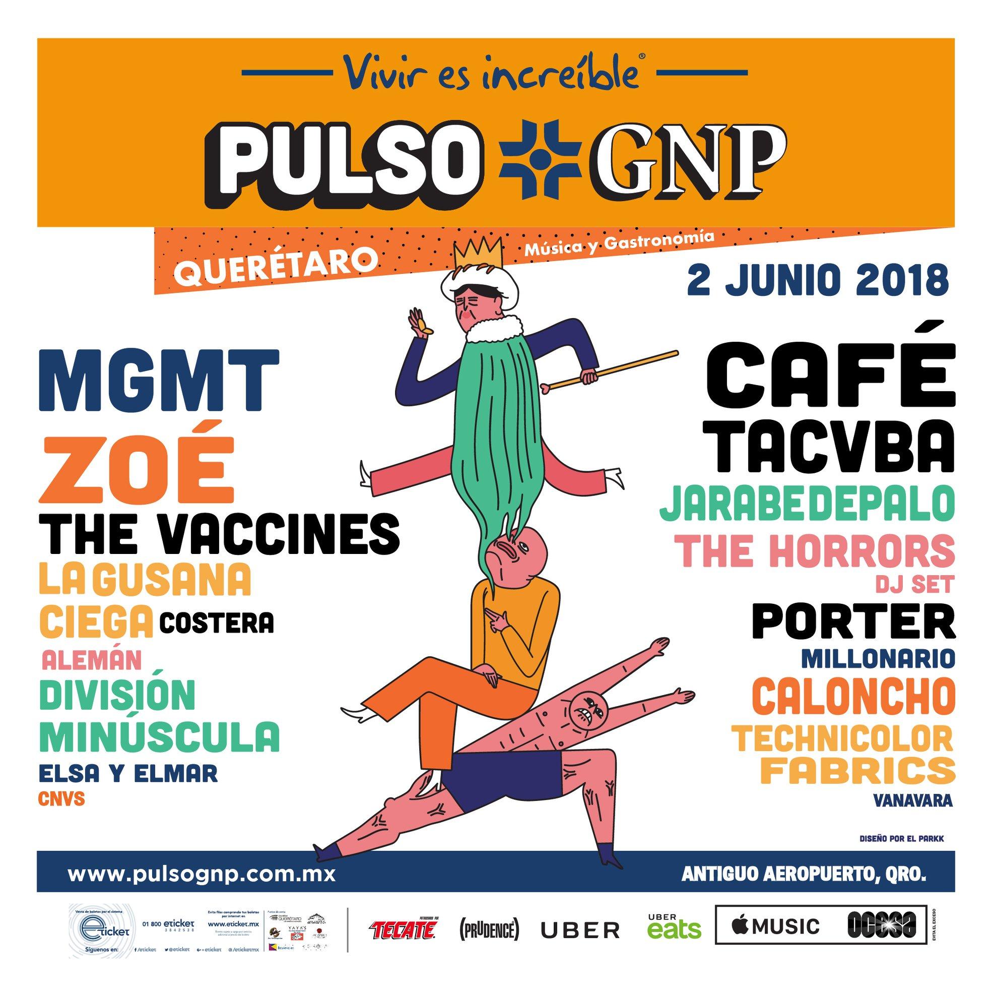 Pulso GNP 2018 - Creatigrafia