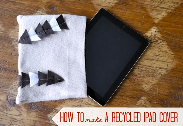 how to upcycle a sweater