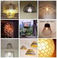 20 DIY Light Fixtures - C.R.A.F.T.