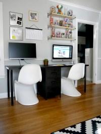 Two Person Desk Debut - C.R.A.F.T.