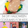 34 Diy Kid Halloween Costume Ideas C R A F T