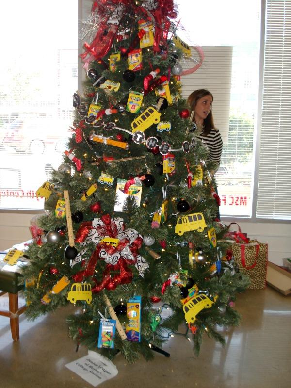 christmas tree themes c