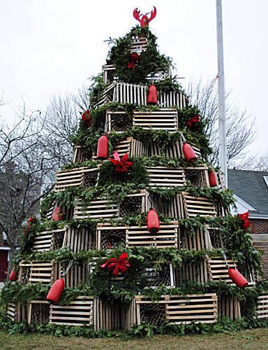 Unique Christmas Tree Ideas CRAFT