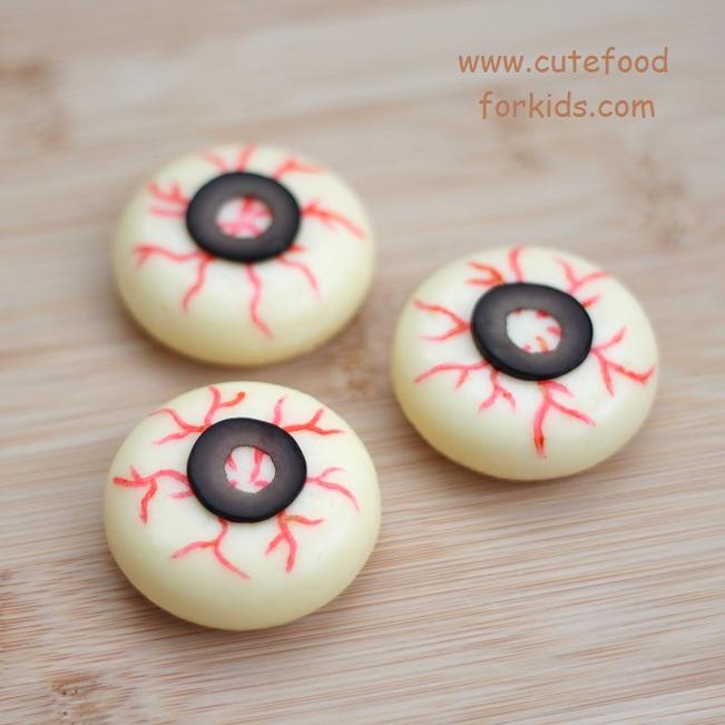 Healthy Halloween Snacks CRAFT