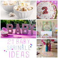 Baby Shower Ideas For 2nd Baby. Baby Sprinkle Party Ideas ...