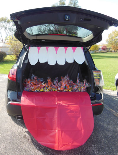 Trunk Or Treat Decorating Ideas CRAFT
