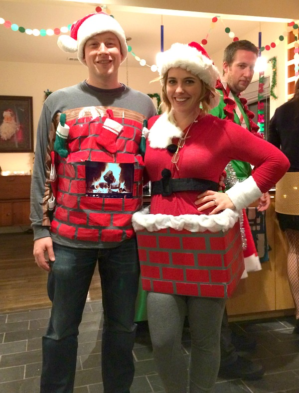 Creative Christmas Outfits CRAFT