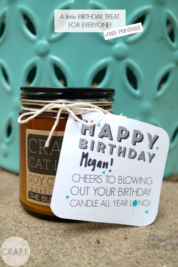 diy birthday gifts free