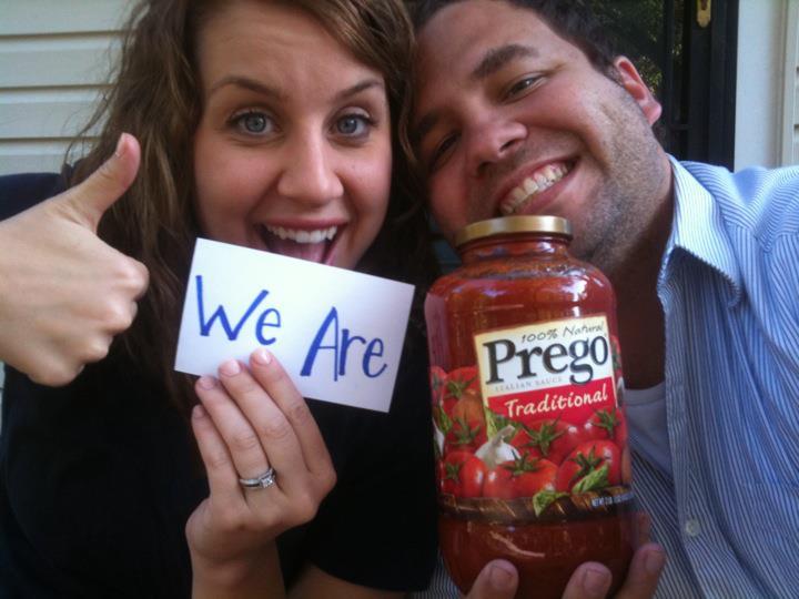 pregnancy announcements c r