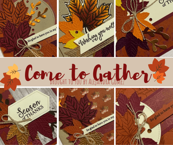 Come to Gather Card class - tutorial