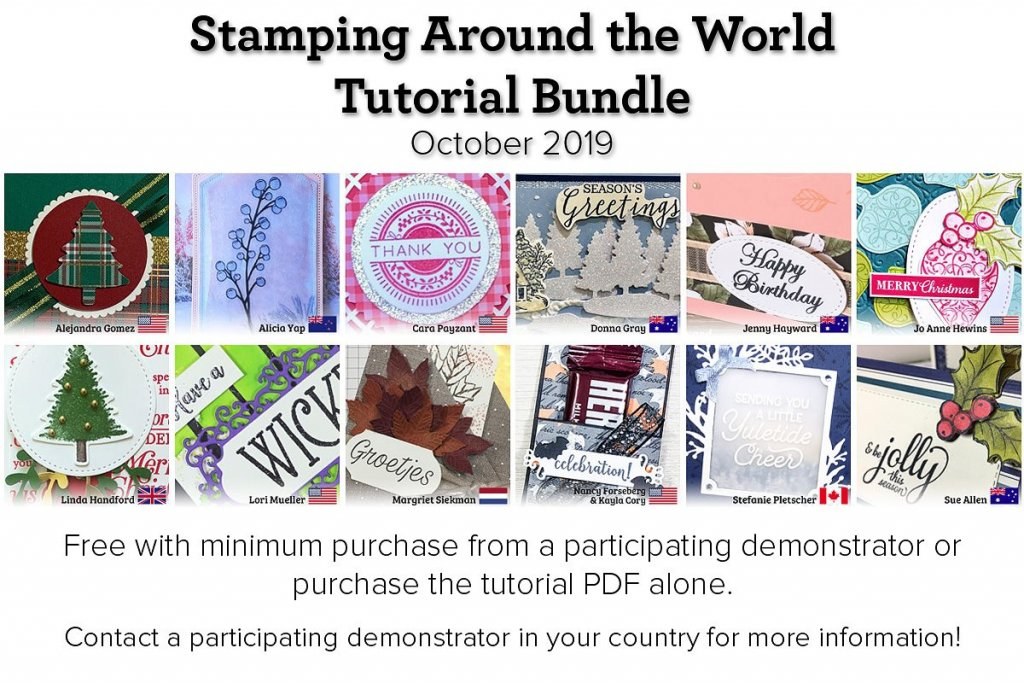 you can get the tutorial bundle for FREE when you order $50 or more on my online store or you can purchase the Tutorial bundle for $20 usd