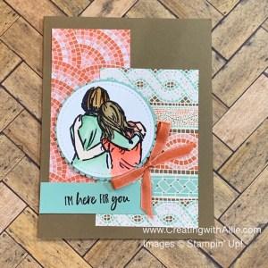 Encouragement handmade cards