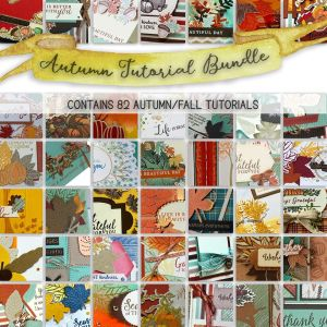 Autumn Tutorial Bundle