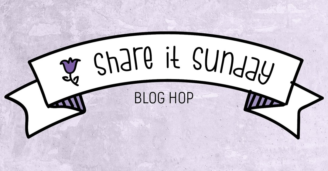 Share it Sunday Blog Hop Banner