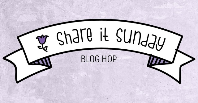 Blog Hop Banner - Share it Sunday