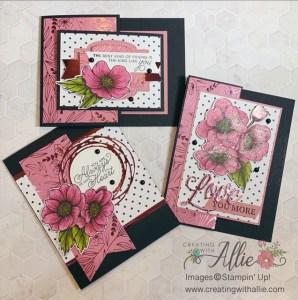 Three Cute Friendship Handmade Cards