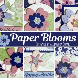 Paper Blooms Card Class