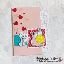 How to make lots of cards with one single sketch using the snail mail suite from Stampin' Up!