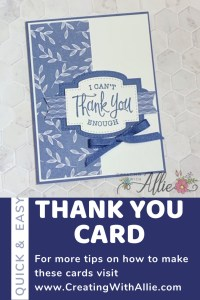 Using Color combination challenges when making handmade cards for your friends