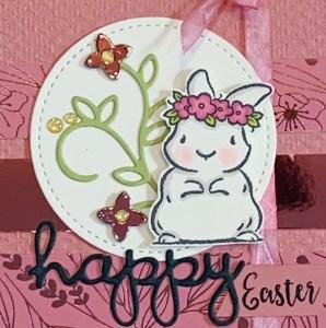 Cute Easter Handmade Card